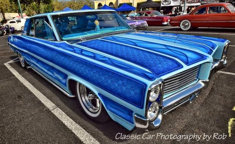 Pontiac 1963 - 1967 custom & mild custom 11424411