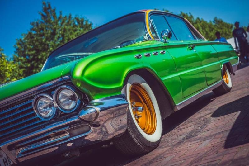 Buick 1961 - 1963 custom and mild custom 11425112