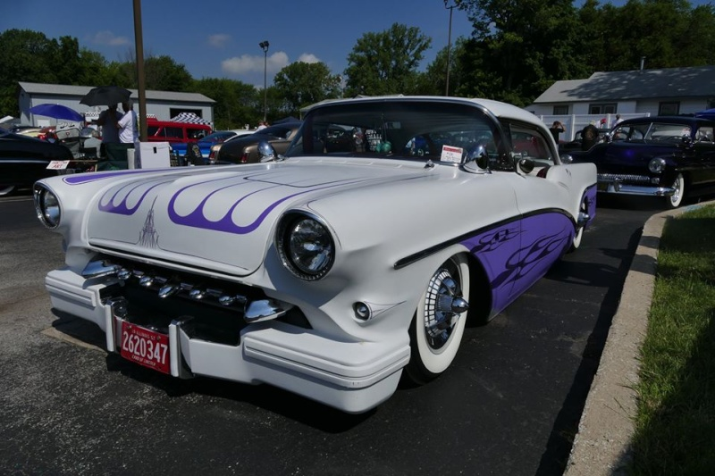 1957 Buick Special - Jason Parkinson - VooDoo Kings CC 11539510