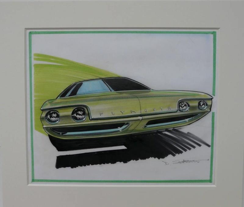 Prototype, maquette et exercice de style - concept car & style - Page 3 11539610