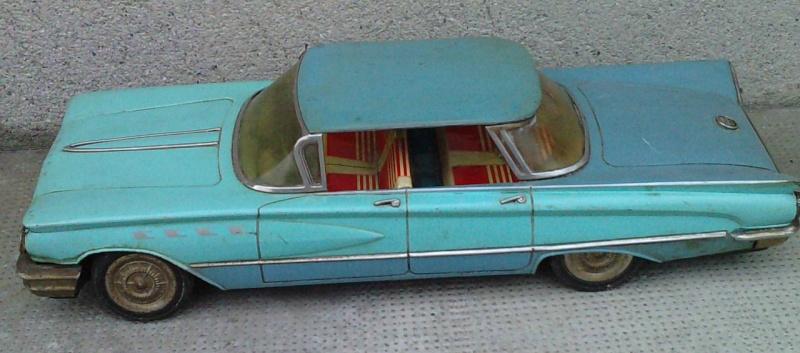 us car -  tôle - Tin Toys -  1950's & 1960's - Page 3 1166