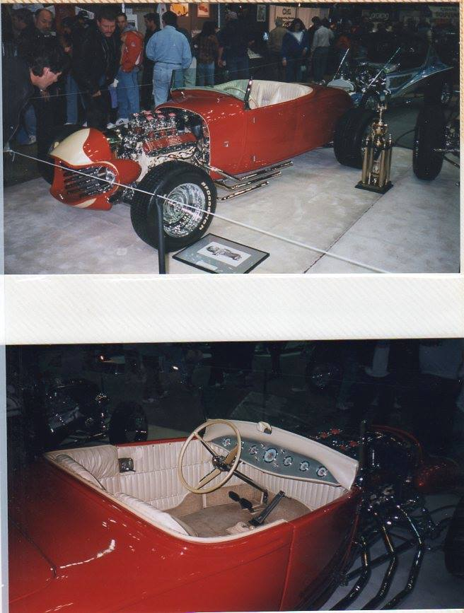 The Emperor - 29 Ford Roadster - Barris Kustoms 11667310