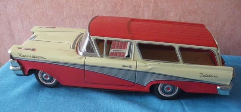 us car -  tôle - Tin Toys -  1950's & 1960's - Page 3 1168