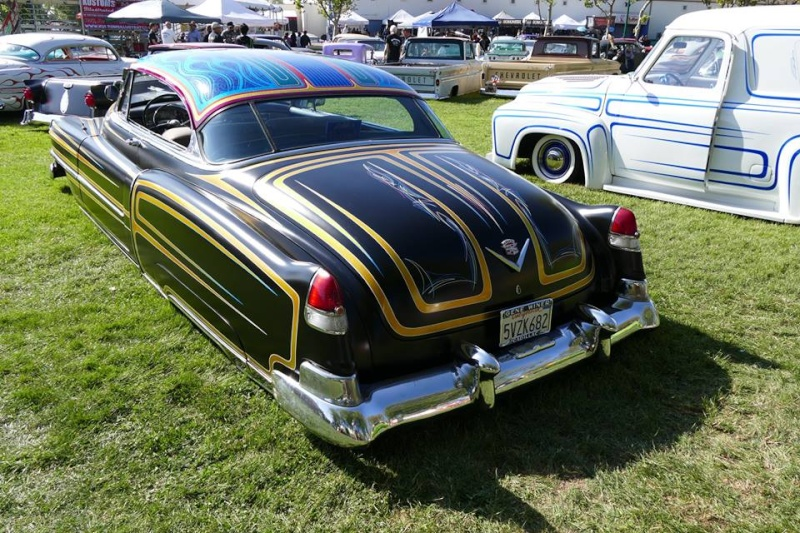 Cadillac 1948 - 1953 custom & mild custom - Page 4 11694814