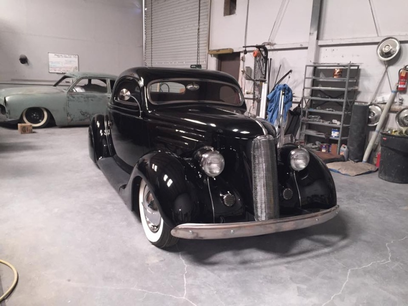 Ford 1935 - 38 custom & mild custom - Page 5 11694910