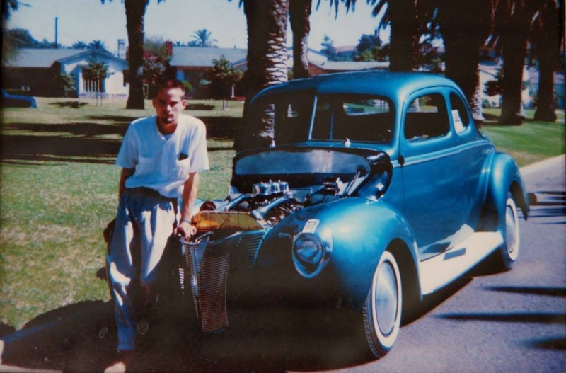 "Hot rod in street - Vintage pics - ""Photos rétros"" -  - Page 4 11695711"