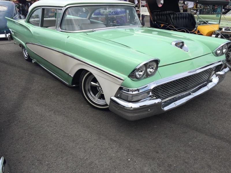 Ford 1957 & 1958 custom & mild custom  - Page 6 11696011