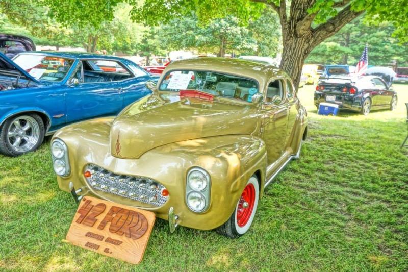 Ford & Mercury 1941 - 1948 customs & mild custom - Page 6 11698612