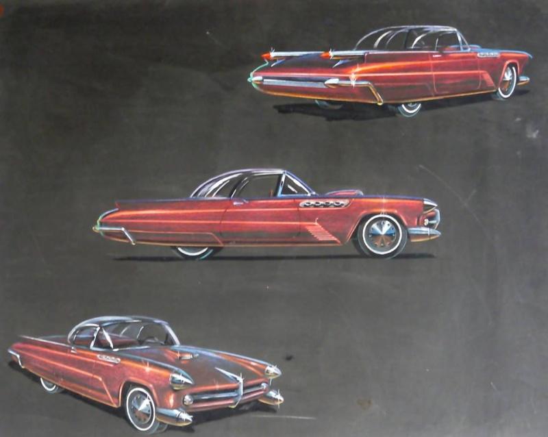 Prototype, maquette et exercice de style - concept car & style - Page 3 11709510