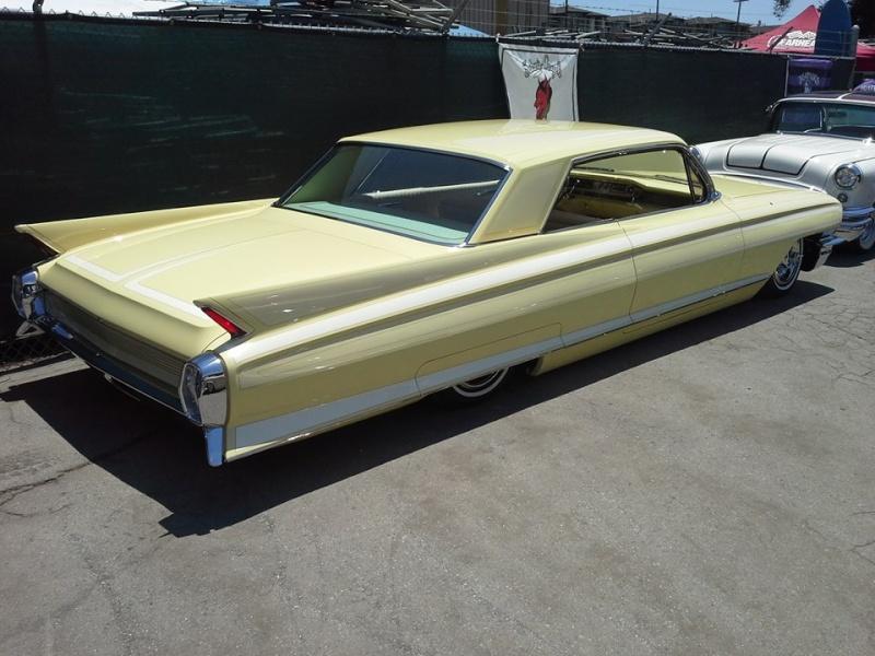 Cadillac 1961 - 1968 Custom & mild custom - Page 4 11739510