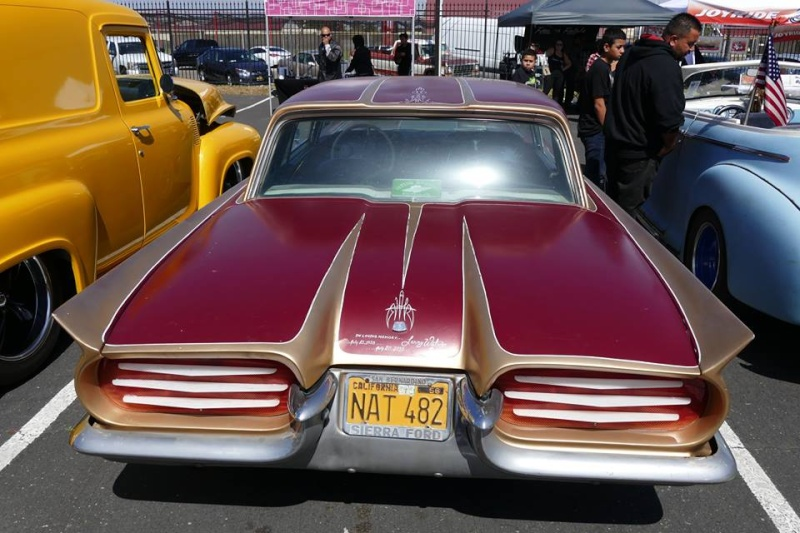 Ford Thunderbird 1958 - 1960 custom & mild custom - Page 2 11822713