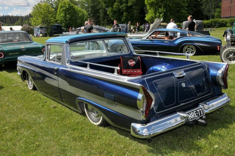 Ford 1957 & 1958 custom & mild custom  - Page 6 11822810