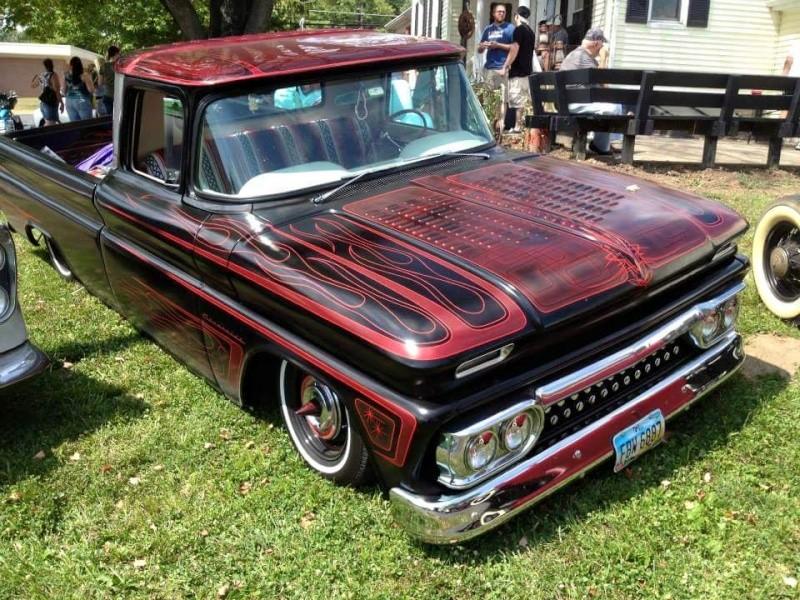 Chevy Pick up 1960- 1966 custom & mild custom 11831610