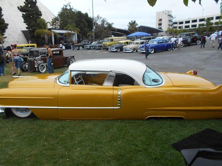 Cadillac 1954 -  1956 custom & mild custom - Page 3 11885214