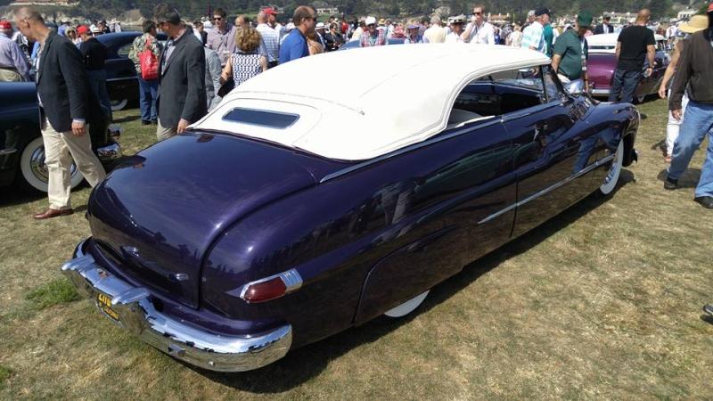 1950 Mercury convertible - Ralph Testa - Barris Kustoms 11889610