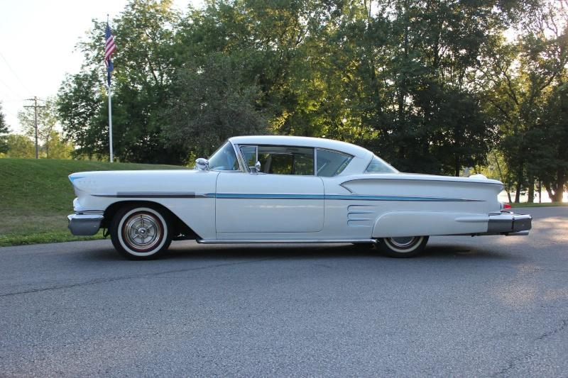Chevy 1958 custom & mild custom - Page 6 1189