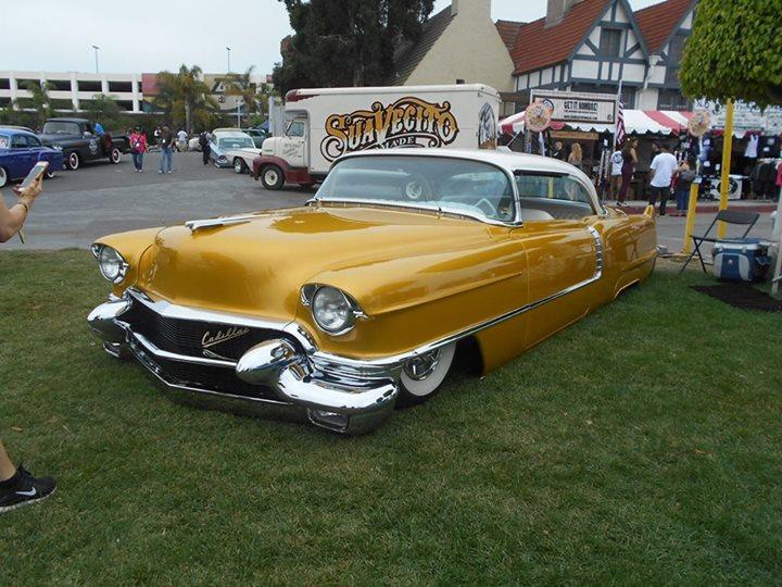 Cadillac 1954 -  1956 custom & mild custom - Page 3 11898812