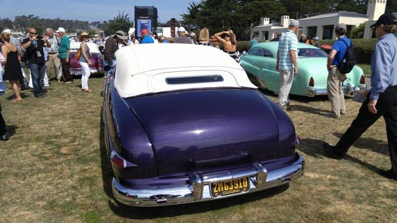 1950 Mercury convertible - Ralph Testa - Barris Kustoms 11900010