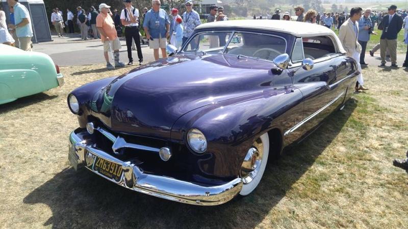 1950 Mercury convertible - Ralph Testa - Barris Kustoms 11915711