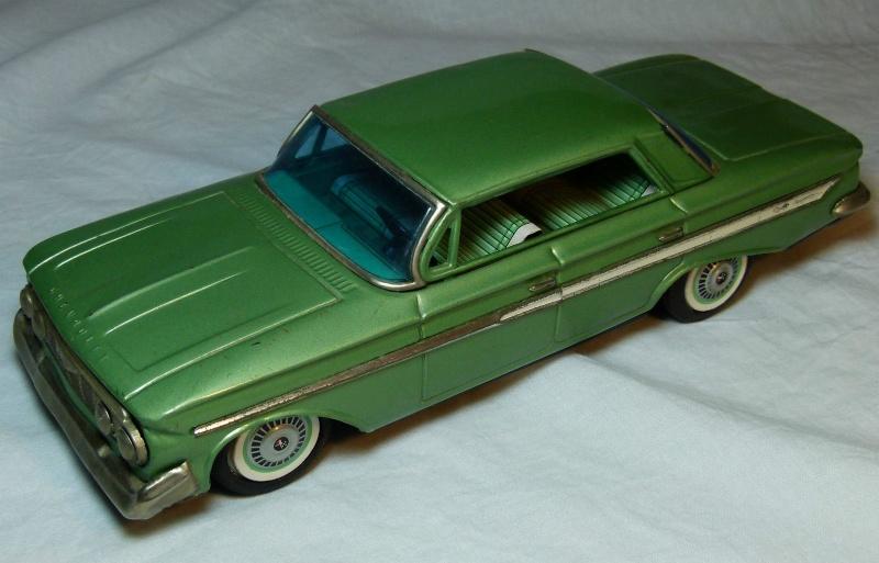 us car -  tôle - Tin Toys -  1950's & 1960's - Page 3 1193