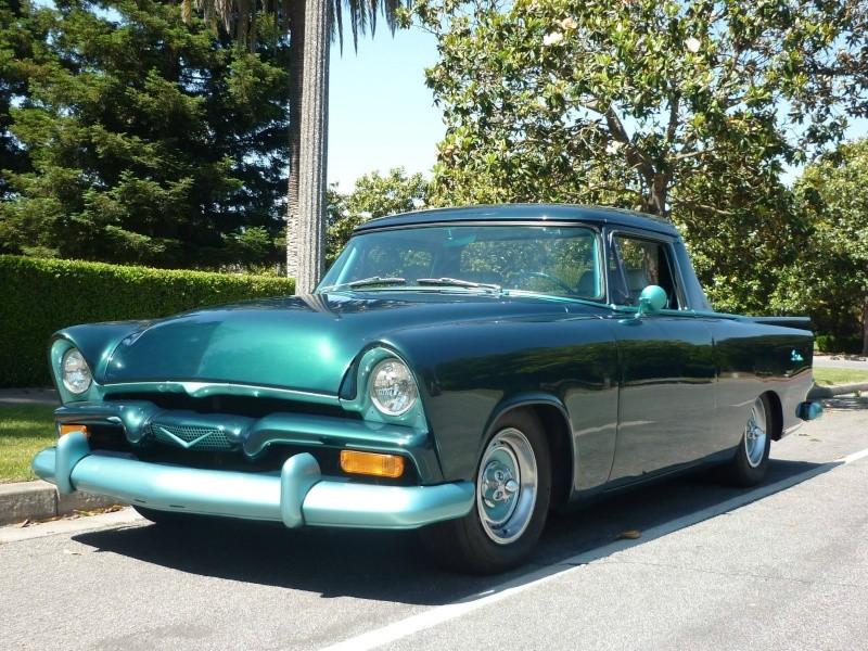 Plymouth & Desoto diplomat 1955 - 1956 custom & mild custom - Page 2 1198