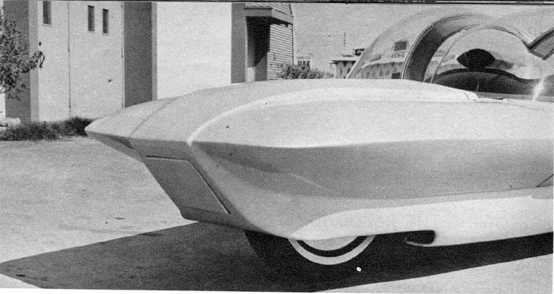 Futurista - Darrill Starbird 1225