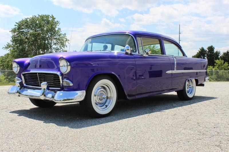 Chevy 1955 custom & mild custom - Page 5 129
