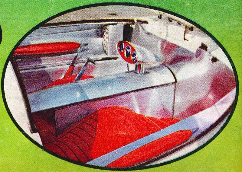 Futurista - Darrill Starbird 1314