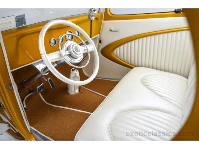 1933 Ford Custom Hot Rod - Screamin' Kat - Rick Dore 148