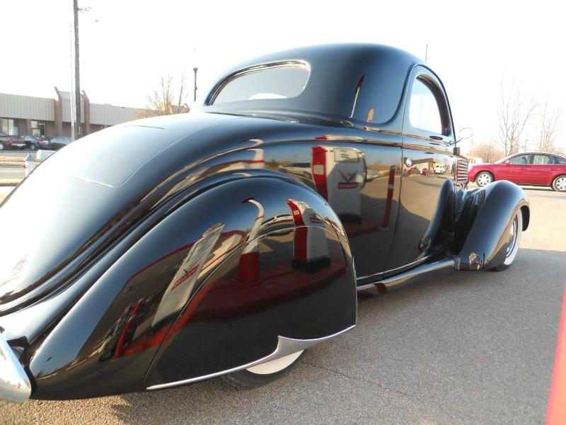 Ford 1935 - 38 custom & mild custom - Page 4 151