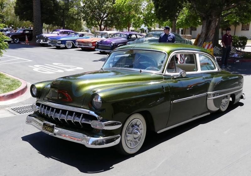 Chevy 1953 - 1954 custom & mild custom galerie - Page 11 18968610