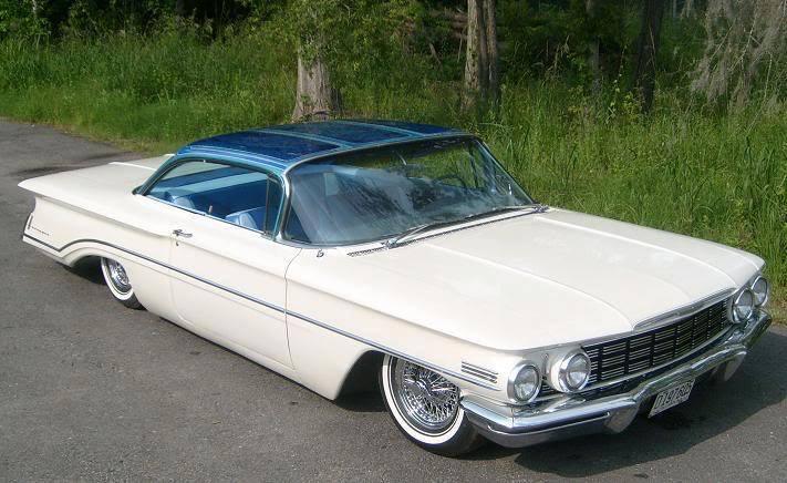Oldsmobile 1958 - 1960 custom & mild custom 19015210