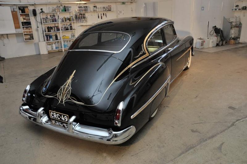 Oldsmobile 1948 - 1954 custom & mild custom - Page 6 19081510
