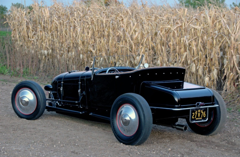 Ford T hot rod (1908 - 1927) - T rod - Page 6 1927-f16