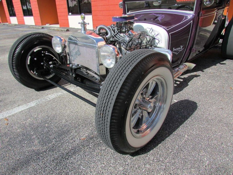 Ford T hot rod (1908 - 1927) - T rod - Page 6 1927_f38