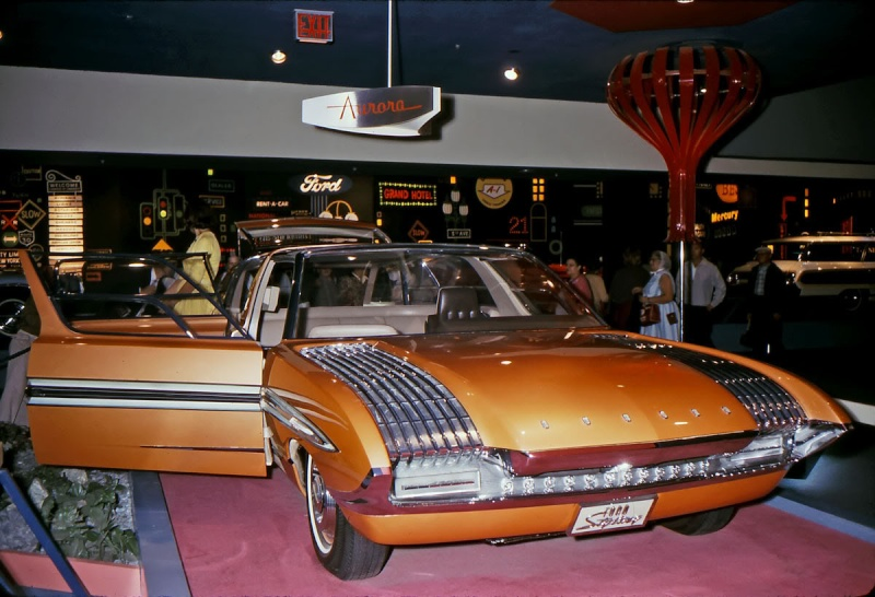 1964 Ford Aurora - Concept car 1964_f17