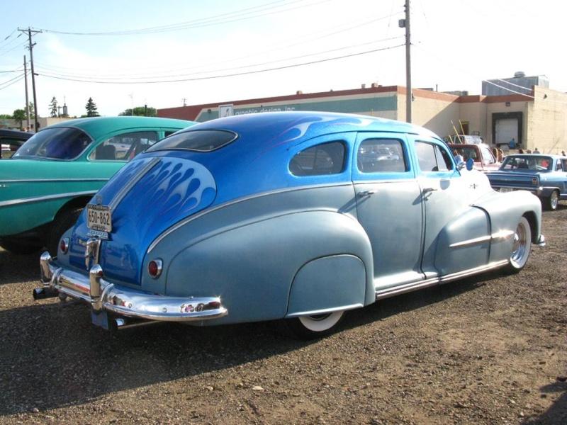 Pontiac 1930's & 1940's custom & mild custom 20004_10