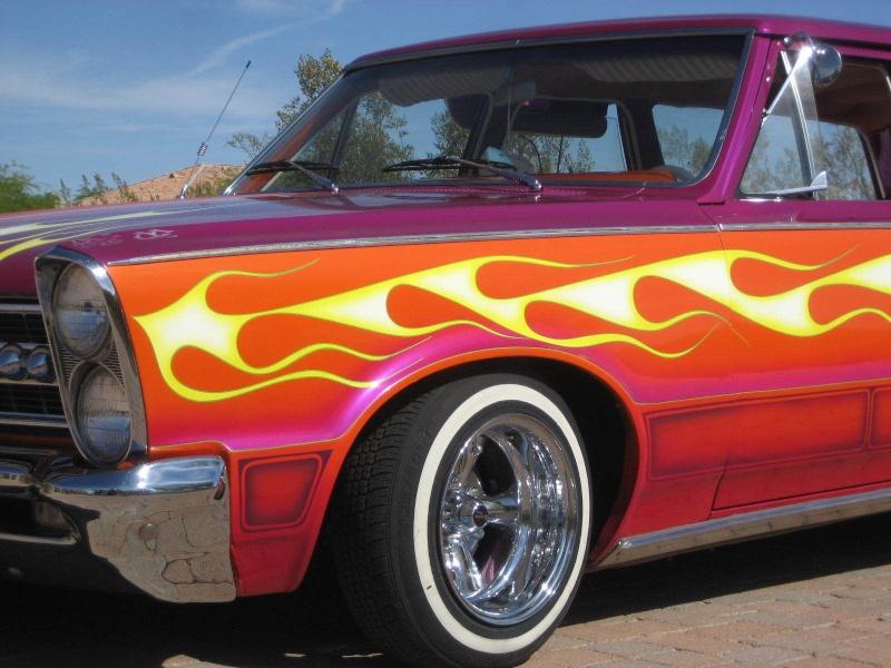 Pontiac 1963 - 1967 custom & mild custom 2101