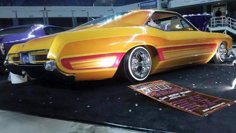 1966 Buick Riviera - Bouvardo gold - Los Boulevardos CC 21089_10