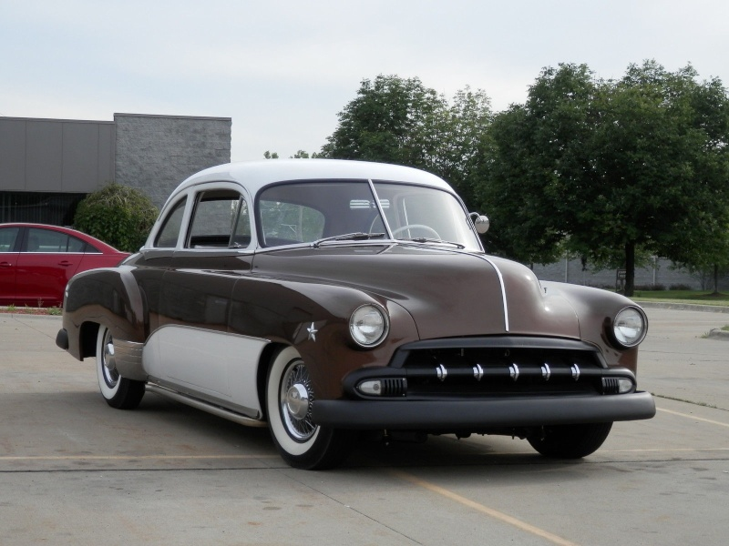 Chevy 1949 - 1952 customs & mild customs galerie - Page 19 2109