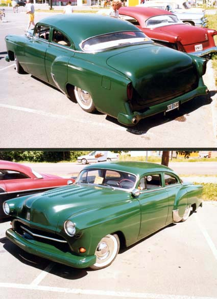 Chevy 1953 - 1954 custom & mild custom galerie - Page 11 2153