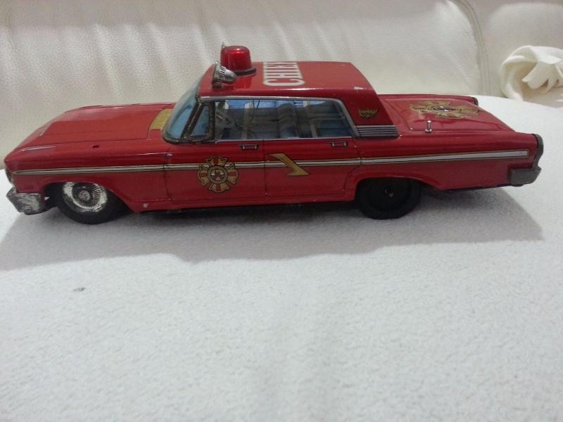 us car -  tôle - Tin Toys -  1950's & 1960's - Page 3 2155