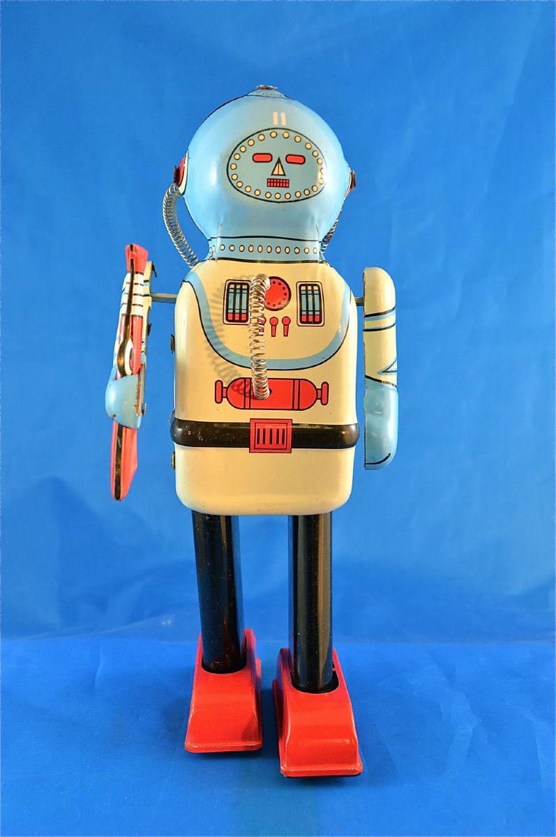 Robots jouets vintages - vintage robot toys 2171