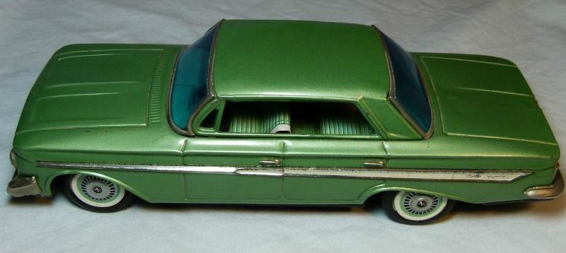 us car -  tôle - Tin Toys -  1950's & 1960's - Page 3 2178
