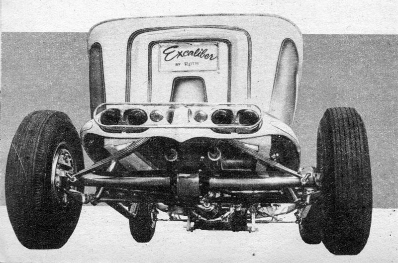 The Outlaw - Ed Roth 2198