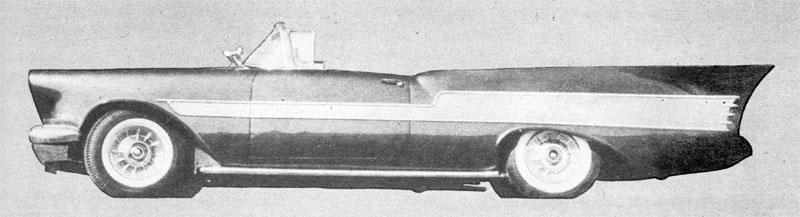 1954 Oldsmobile - The Comet - Anthony Abato 2223