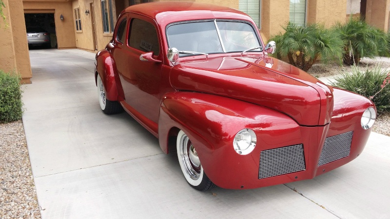Ford & Mercury 1941 - 1948 customs & mild custom - Page 6 2230