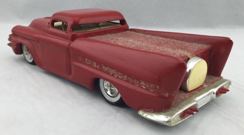 Vintage built automobile model kit survivor - Hot rod et Custom car maquettes montées anciennes - Page 2 2238