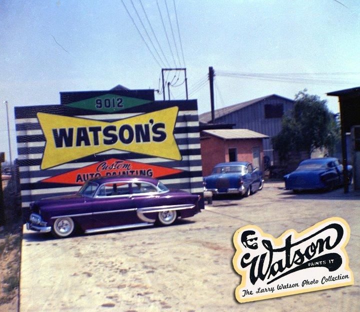 Photos d'époques de Larry Watson - Page 7 22425410