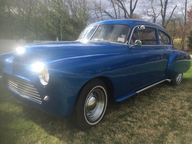 Oldsmobile 1948 - 1954 custom & mild custom - Page 6 233